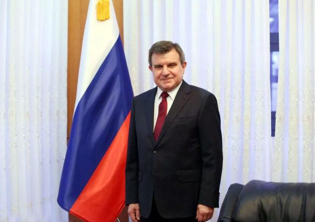 俄罗斯驻韩国大使安德烈·库利克