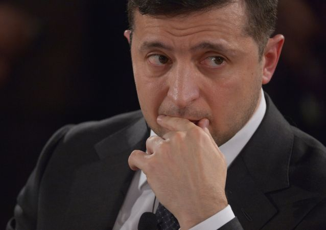 泽连斯基承认乌克兰近期不可能收回克里米亚