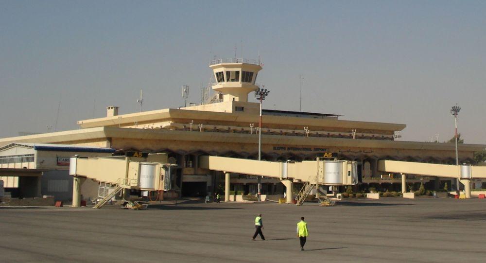 叙利亚阿勒颇机场