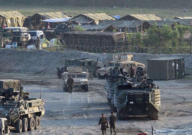 菲律宾退出菲美军事协议有何后果?