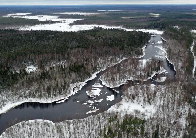 低水位可能恶化极北地区货物供应情况