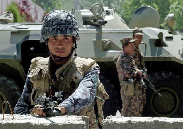 乌兹别克斯国家安全局