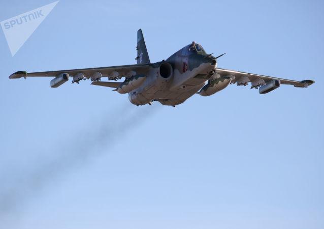 苏-25SM3飞机