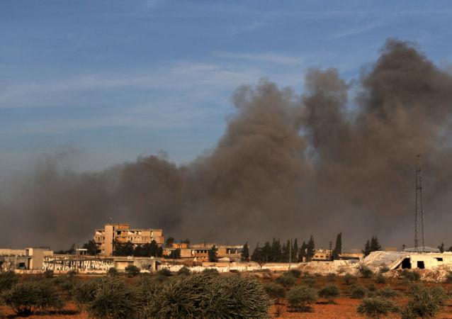 土耳其在叙伊德利卜的观察站遭到空袭 13名军人丧生