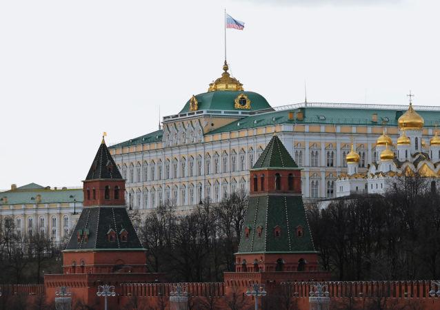 俄罗斯莫斯科克里姆林宫