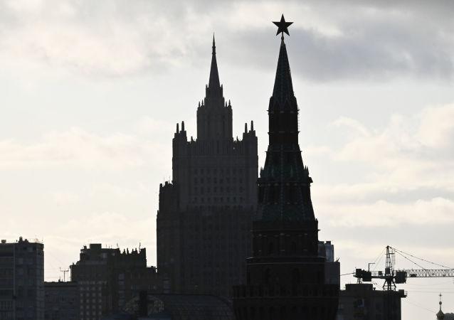 莫斯科希望恢复与布鲁塞尔的关系