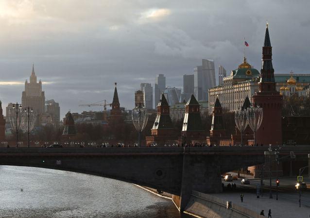 俄罗斯首都莫斯科