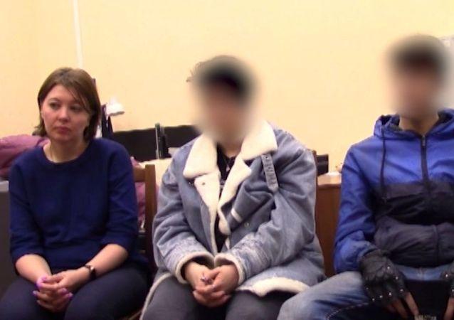 俄安全局拘捕计划袭击萨拉托夫学校的两名少年