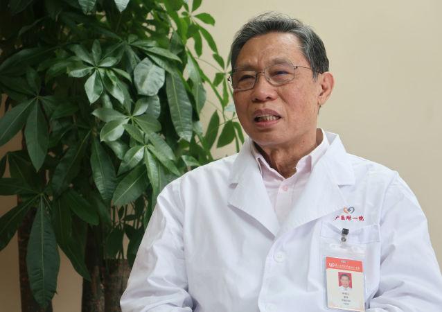 钟南山:不认为第二波新冠肺炎疫情会在中国暴发