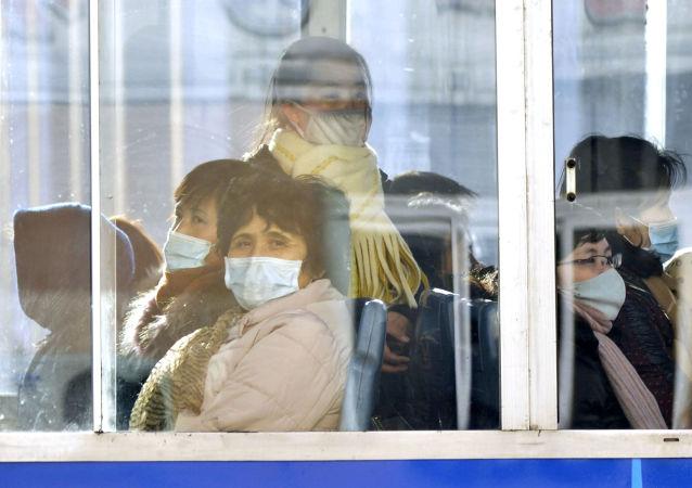 朝鲜新冠疑似病例达6173例 确诊数仍为零
