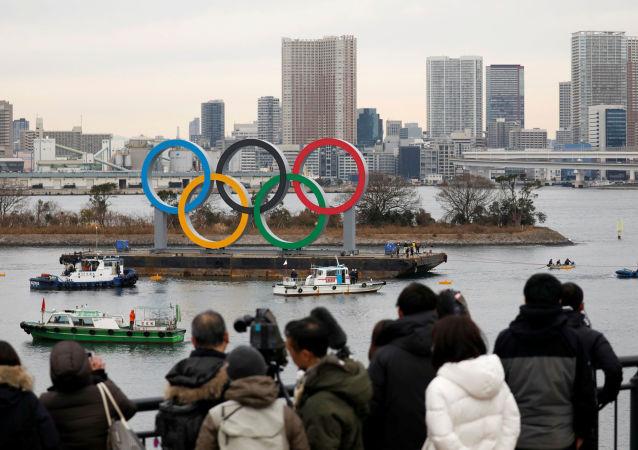 安倍晋三:尽管有冠状病毒但日本会继续筹备奥运会
