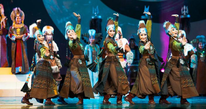 克宫大剧院佛教新年音乐会
