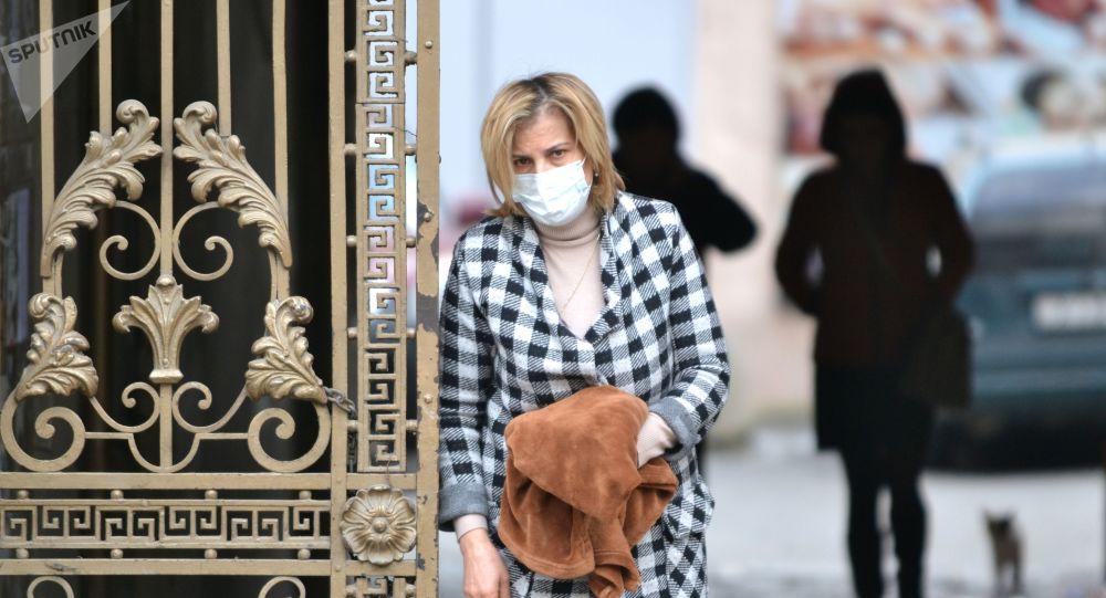 格鲁吉亚确诊境内首例新型冠状病毒感染病例