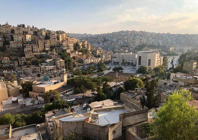 约旦首都安曼