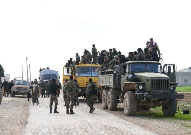 俄罗斯空军未在土耳其军队遇袭地区发动袭击
