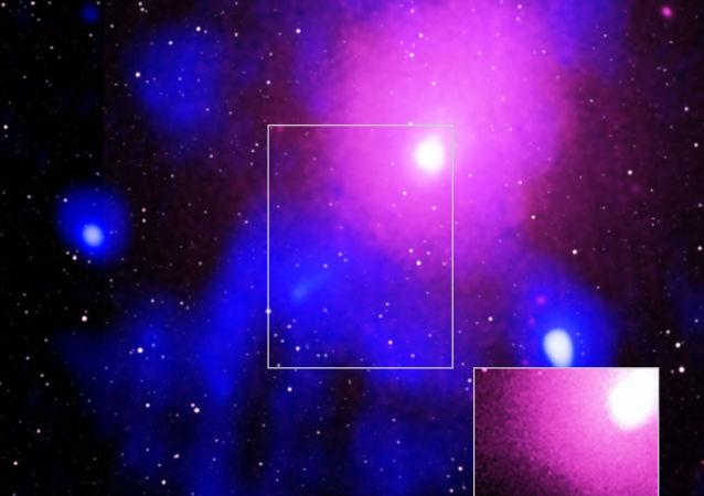 天文学家记录到宇宙最剧烈爆炸
