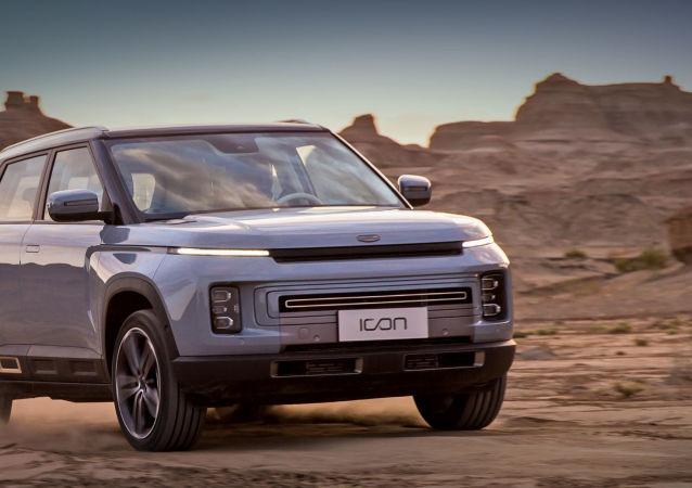 欧洲商业协会:10月五家中国公司汽车在俄销量增长近一倍