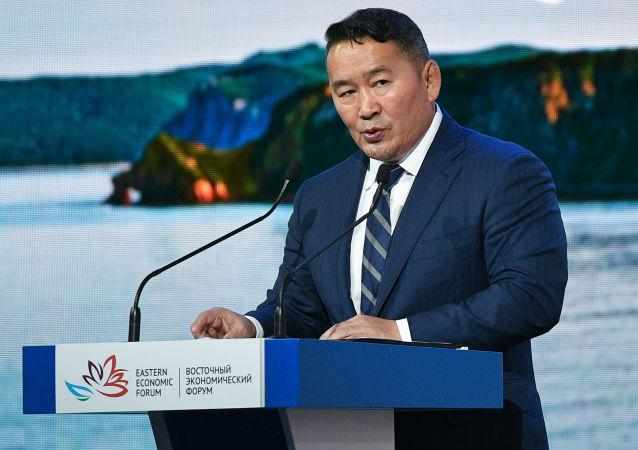 蒙古国总统访华回国后隔离14天