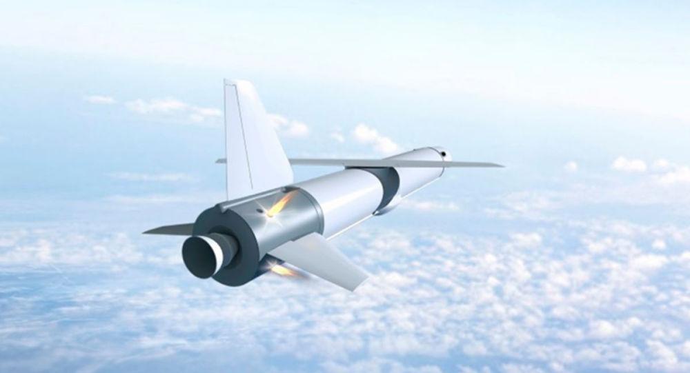 """""""飞翼-SV""""火箭"""