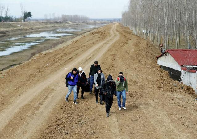 土耳其总统:土耳其已对叙难民开放与欧盟的边界