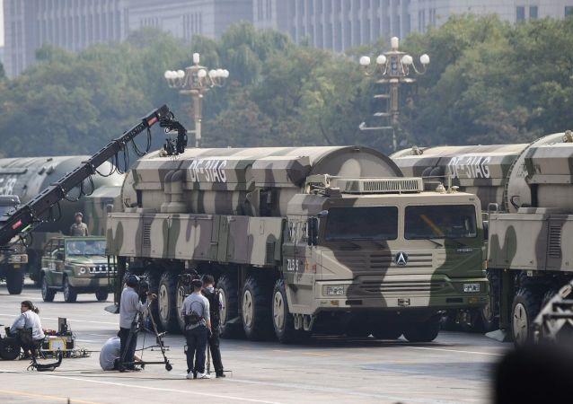 中国正改变战术核武器的立场吗?