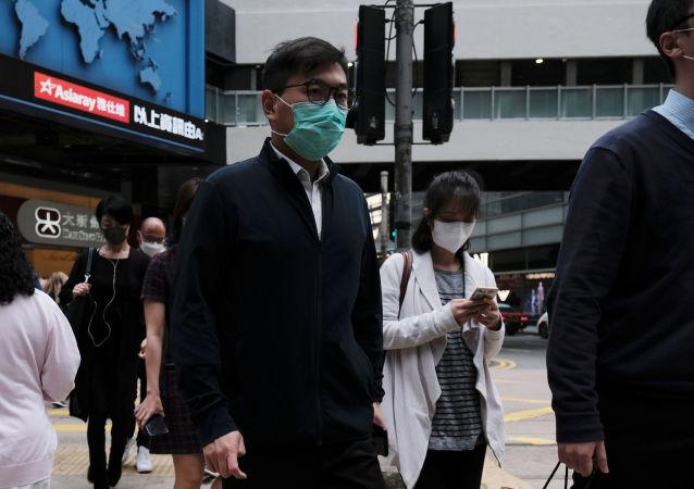 香港新增42例新冠肺炎确诊病例 13例源头不明
