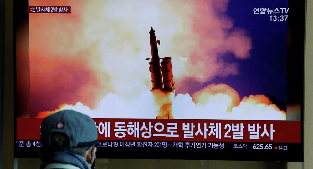 """媒体:朝鲜准备试射潜射导弹""""迎接拜登上台"""""""