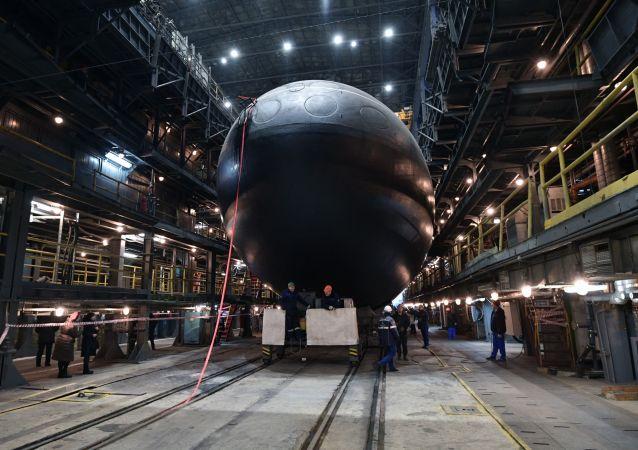 华沙女人级潜艇建造快且造价低 已为其装备口径导弹