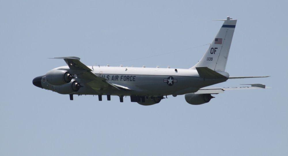 美国空军RC-135侦察机