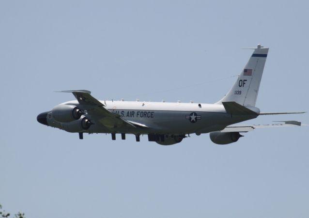 美国空军RC-135战略侦察机