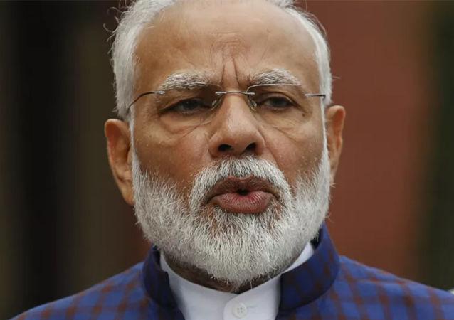 莫迪:印度计划参与生产新冠病毒疫苗