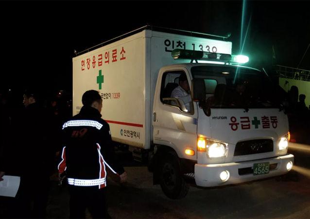 韩国救护车