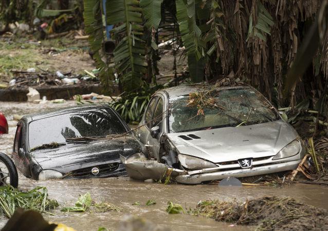 阿富汗洪水死亡人数增至45人 80多人受伤