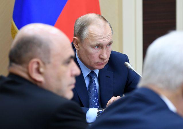 俄总统新闻秘书:对普京健康的保护处于最高水平