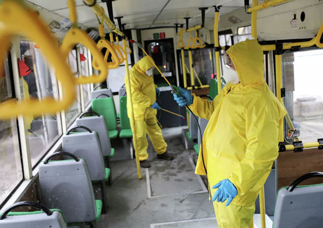 乌克兰单日新增新冠病毒感染病例创最高纪录达2481例 累计达116978例
