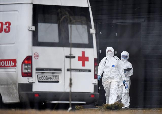 首个感染冠状病毒的俄罗斯人已在莫斯科康复出院