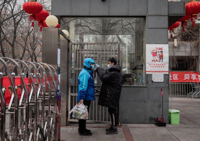 中国首次在湖北以外未发现新冠肺炎病毒感染病例