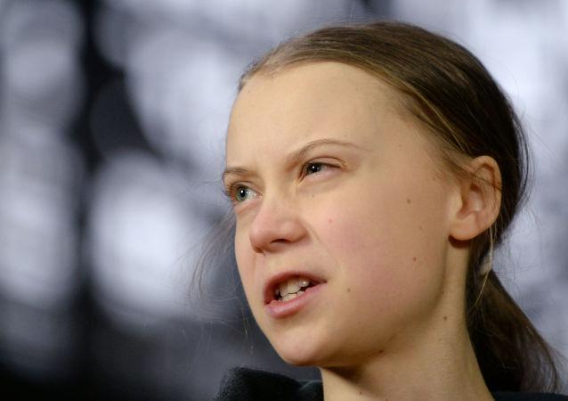 瑞典环保女孩居家隔离期间向联合国儿童基金会捐款10万美元