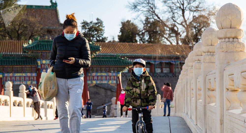 中国研制出戴医用口罩人脸识别系统