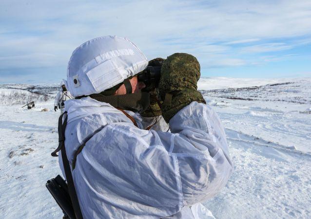 俄联邦安全委员会副主席称北约试图限制俄罗斯在北极的活动