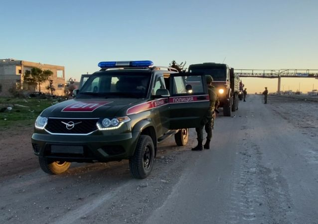 俄土第四次联合巡逻在伊德利卜降级区举行