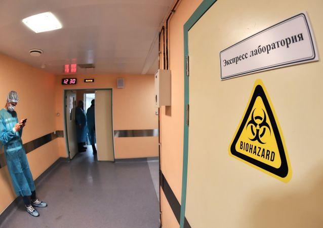 俄有16.67多万人因疑似感染冠状病毒受到医学观察