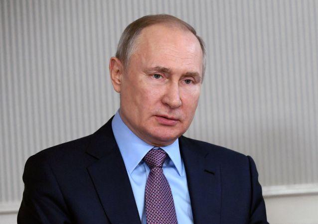 普京谈伊万诺沃国际儿童院的发展前景