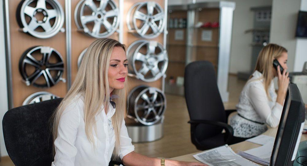 罗斯统计局讲述哪种职业最受女性欢迎