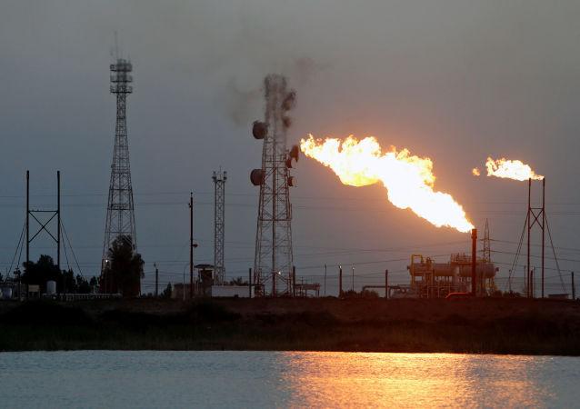 伊斯兰国恐怖分子攻击伊拉克基尔库克省两处油井