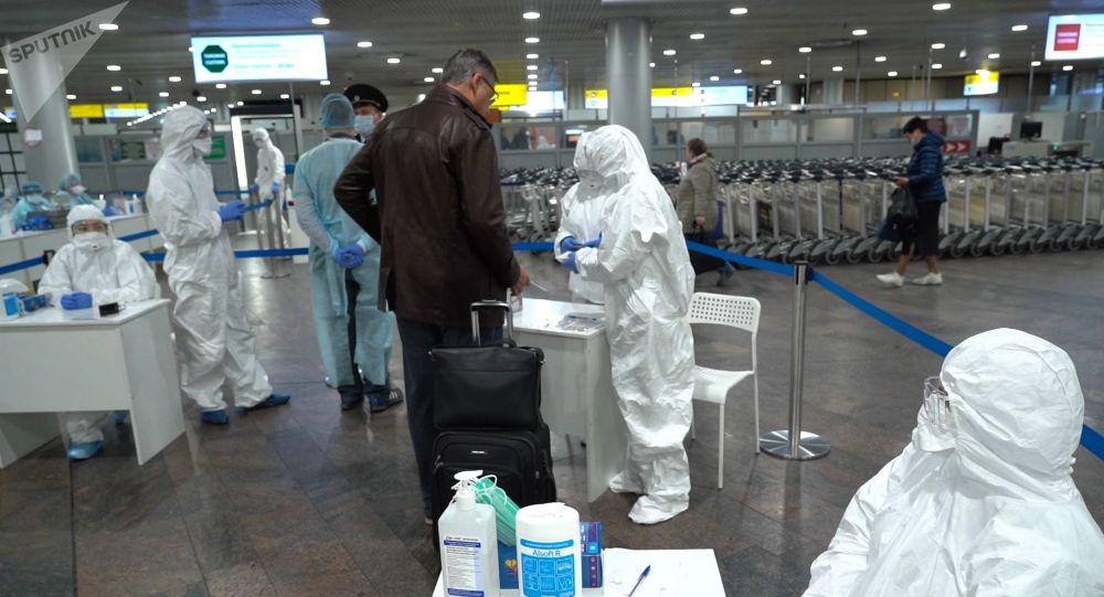 消息人士:俄罗斯将限制境外返回人员入境人数