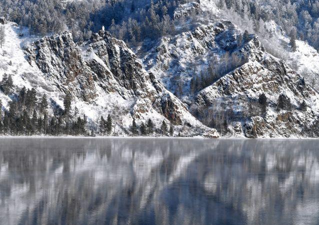 叶尼赛河,西伯利亚