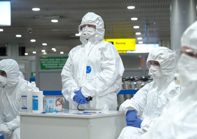 通过咳嗽诊断新冠病毒的系统或将出现在各机场