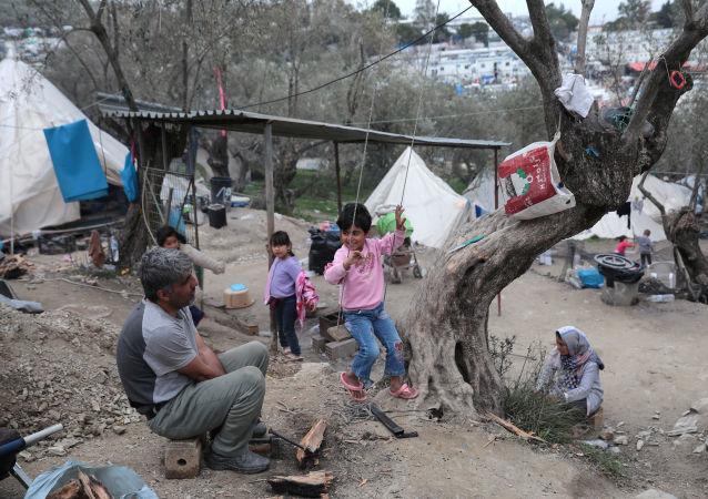 联合国:今年上半年全球超8000万人被迫离开家园