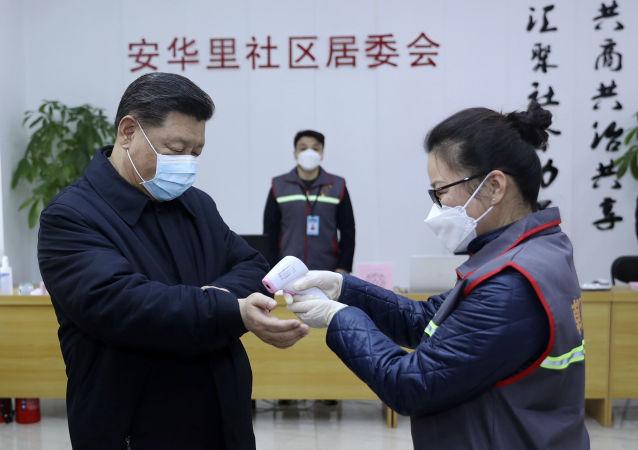 中国将继续积极参与国际抗疫合作